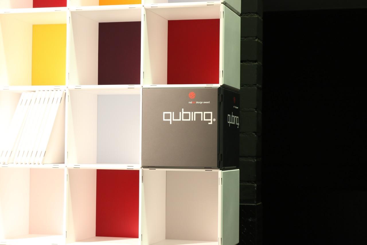 U2026von Qubing Ist So Simpel Wie Clever! 2006 Wurde Das Von Johann Ehmann Und  Ralph Ehrnsperger Aus München Entwickelte Design Mit Dem Renommierten Red  Dot ...