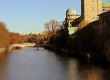 Isar und Deutsches Museum