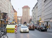 Muenchen E-Taxi Förderung