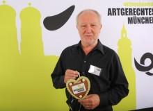 "Otto Koch Pressekonferenz ""Artgerechtes München"" am 19. Mai im PresseClub München ND © Bernd Wackerbauer/Tollwood"