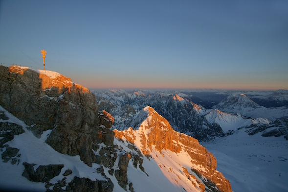 Garmisch Berge