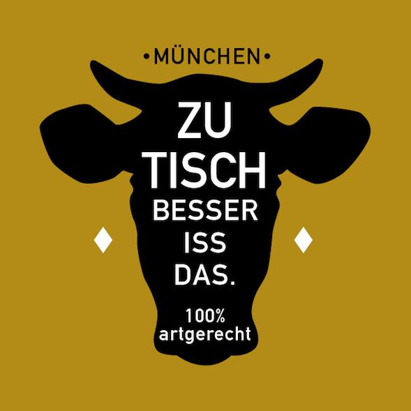 Gruen und Gloria_Zu Tisch_Besser Iss Das_Logo