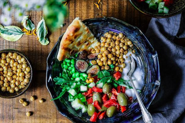vegan Essen Muenchen