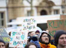 Klimastreik fridays for future münchen