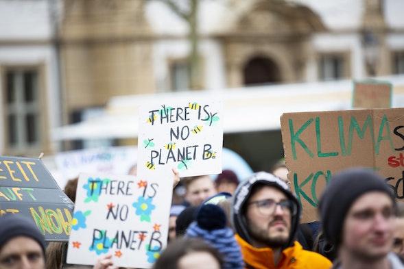 Klimastreik fridays for future münchen