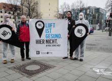 Verkehrswende gegen Luftverschmutzung Muenchen c Simone Reitmeier