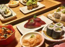 veganes Sushi München Kansha