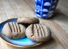 vegane glutenfreie teff kekse